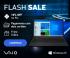 Flash Sale: até 37% de desconto + Frete Grátis Brasil na Vaio