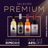 Seleção Premium: Vinhos Especiais com até 44% de desconto no Vinho Fácil