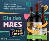 Dia das Mães: vinhos maravilhosos em oferta da loja Wine