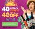 Verão 40 Graus: vinhos a partir de 40% de desconto no Wine