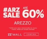 Sale Arezzo: até 60% de desconto na ZZ' Mall