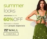 Summer Looks: Renove o closet com até 60% de desconto na ZZ' Mall