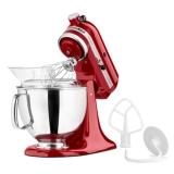 Batedeira Stand Mixer KitchenAid Artisan Empire Red na Compra Certa