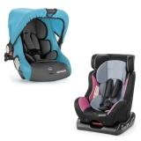 Bebê Conforto e Cadeirinha para Auto em até 12X sem juros na Weego