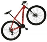 Bicicleta Colli Aro 29 Aero com Quadro em Alumínio, Suspensão Dianteira, Freio a Disco e Kit Shimano vermelha em oferta da loja Eletrum