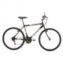 Bicicleta Houston Foxer Hammer aro 26, 21 marchas, freio V-Brake, quadro tamanho 20, em aço carbono no Clube do Ricardo
