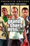 Bundle Grand Theft Auto V Edição Premium & Pacote Tubarão-Baleia em oferta da loja Microsoft