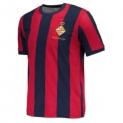 Camisa Barcelona Retrô 1974 azul e vermelha no FutFanatics