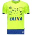 Camisa Umbro Cruzeiro Goleiro 2016 1 Fábio no FutFanatics
