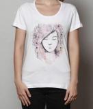 Camiseta Flora em oferta da loja Chico Rei