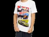 Leve duas camisetas infantis por um preço na Marisa