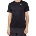 Camiseta Nike Run Top preta na Best Fit