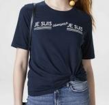 Camisetas Femininas modelo T-shirt: com até 50% de desconto na Dzarm