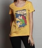 Camiseta Love Will Tear Us Apart em oferta da loja Chico Rei