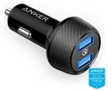 Carregador Veicular Anker PowerDrive Speed 2 Qualcomm Quick Charge 3.0 em oferta da loja Anker