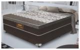 Conjunto Box Casal New Logan Gazin 138 x 188 X 60 cm em oferta das LojasMM
