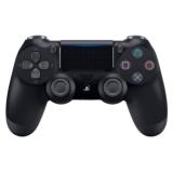 Controle Dualshock Jet sem fio preto para PS4 na Saraiva