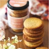 Cookies de Amêndoas 220 gramas na A Dora Adora