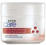 Creme Facial Avon Care Antissinais Dia com Filtro Solar 100 g em oferta da loja Avon