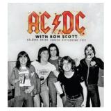 Disco (LP) AC/DC With Bon Scott Golders Green London Hippodrome 1977 na Saraiva