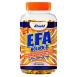 EFA Golden-8 Arnold Nutrition 100 cápsulas na Centauro