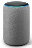 Echo Amazon Smart Speaker Alexa Terceira Geração em português cinza em oferta da loja Girafa
