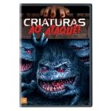 Edição Pré-venda Filme em DVD Criaturas ao Ataque por R$ 29,90 na Saraiva
