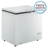 Freezer Horizontal Consul 300 litros 110V branco em oferta da loja Consul