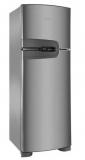 Consul Frost Free Duplex 386 litros cor Inox com Prateleira Dobrável CRM43NK em oferta da loja Consul