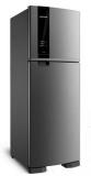 Geladeira Frost Free Duplex 375 litros cor Inox com Espaço Adapt em oferta da loja Brastemp