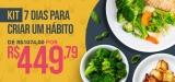 Kit 7 dias para criar um hábito em oferta da loja Lucco Fit