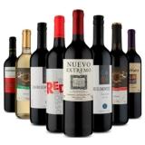 Kit com oito vinhos para apreciar em 2020 no Vinho Fácil