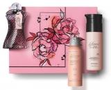 Kit Presente Glamour Secrets Black (quatro itens) em oferta da loja OBoticário