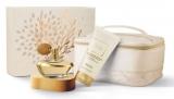 Kit Presente Lily: Eau de Parfum 75 ml + Creme Acetinado Hidratante 150g + Frasqueira em oferta da loja OBoticário