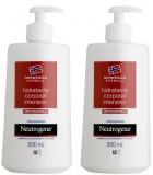 Kit com dois Hidratantes Corporal Neutrogena Norwegian Body 500 ml em oferta da loja Extra