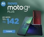 Lançamento: Moto G8 Plus na Motorola