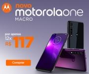 Lançamento: Motorolaone Macro na Motorola