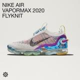 Lançamento do Novo Nike Air Max Vapor Max 2020 Flyknit na Nike