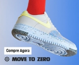 Lançamento do Novo Nike Air Force 1 Crater na Nike