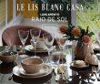 Lançamento: pratos e jogos de servir Raio de Sol na Le Lis Blanc