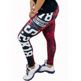 Legging Sublimada Skull Fitness feminina em oferta da loja SolyBrasil