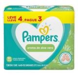 15% de desconto em Lenços Umedecidos Pampers no Carrefour