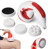 Massageador Orbital Elétrico 360° Fitness Infravermelho 4 Acessórios em oferta da loja Shoptime