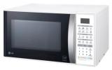 Micro-ondas LG 30 Litros MS3052R branco 110V na Eletrum
