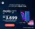 Moto G100 5G 256GB Luminous Ocean em oferta da loja Motorola