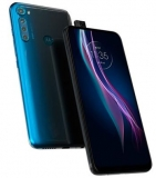 Motorola Moto One Fusion+ Azul Indigo com R$ 100,00 de desconto + Frete Grátis* no Fast Shop