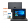 "Notebook HP 246 G6 (Core i5-7200U 4 GB 500 GB Tela 14"") + Microsoft Office 365 Personal"
