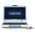 Notebook Positivo Mobo 5950 Intel Atom 2 GB 10,1 Linux branco e azul no Positivo