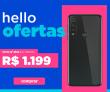 Hello Ofertas: Novo Moto G8 Play câmara tripla ultra wide em oferta da loja Motorola