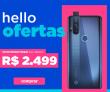Hello Ofertas: Novo MotorolaOne Hyper câmera traseira 64MP em oferta da loja Motorola